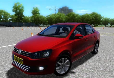 Volkswagen Polo Modification by Volkswagen Polo Sedan 1 6 1 4 Farming Simulator