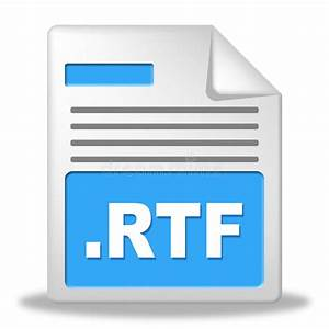 rtf file indicates organized archiving and correspondence With document rtf download