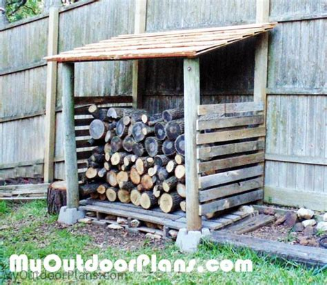 diy small pallet shed myoutdoorplans  woodworking