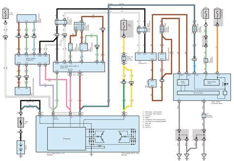 Lexus Wiring Diagram Library