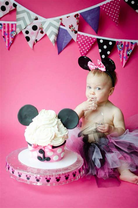 minnie mouse smash cake  cakes mickey st