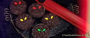 Gruselige Bastelideen Zu Halloween : grusel daemonen muffins fuer eine mottoparty halloween ~ Lizthompson.info Haus und Dekorationen