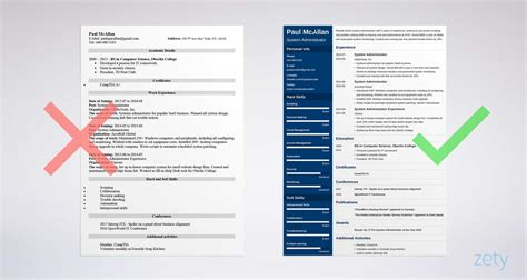 Photo In Resume Or Not by System Administrator Resume Sle And Writing Guide 20