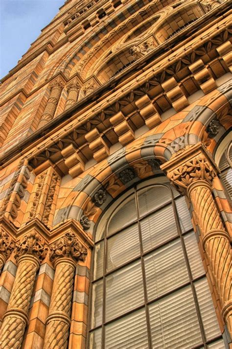 London Natural History Museum Architecture
