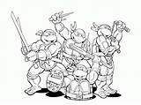 Coloring Ninja Leonardo Turtles Turtle Colouring Teenage Nija Approachingtheelephant Tmnt Adults Printable Mutant Popular Coloringhome sketch template