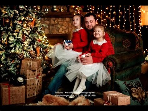 family christmas photoshoot ideas  professional photo