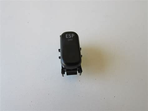 electronic stability control 2004 mercedes benz c class electronic valve timing mercedes electronic stability program esp center console switch button 2108213551 w202 w208