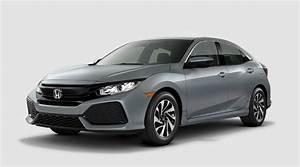 Steel Grey Honda Civic Sedan Manual Transmission