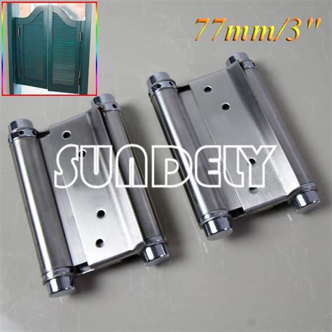 two way swinging door hinges secuda 3 quot swing door hinges 2 way salloon 8619