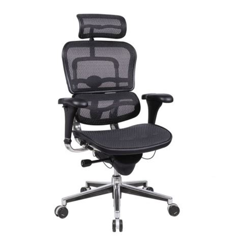 ergohuman me7erg erginomic office mesh chair like herman