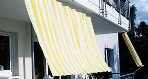 sonnenschutz balkon sonnensegel markise With sonnenschutz balkon ideen