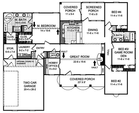 28 harmonious house plans and more house plans 15024