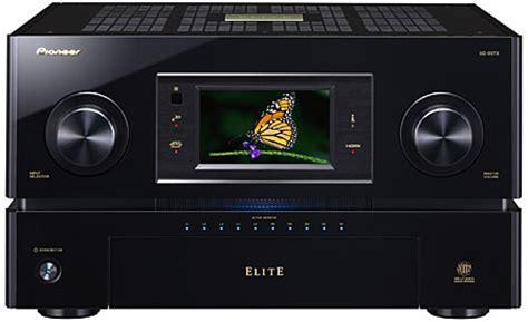 pioneer elite sc tx av receiver sound vision