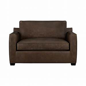 davis leather twin sleeper sofa cashew crate and barrel With sectional sofa with twin sleeper