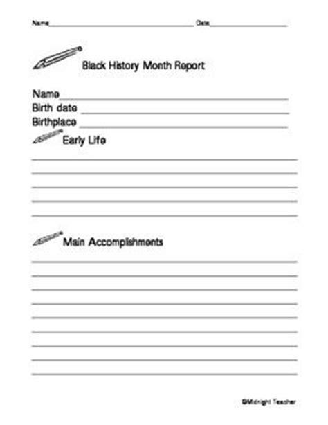 black history month worksheets for 1st grade civil