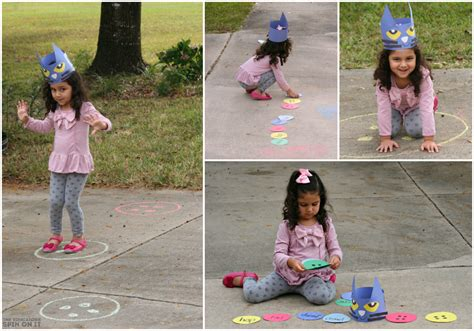 pete the cat movement activity inspired by his four groovy 797 | Pete%2Bthe%2BCat%2BOutdoor%2BMovement%2BActivities%2Bfor%2BPreschoolers%2Bfrom%2BThe%2BEducators'%2BSpin%2BOn%2BIt%2B