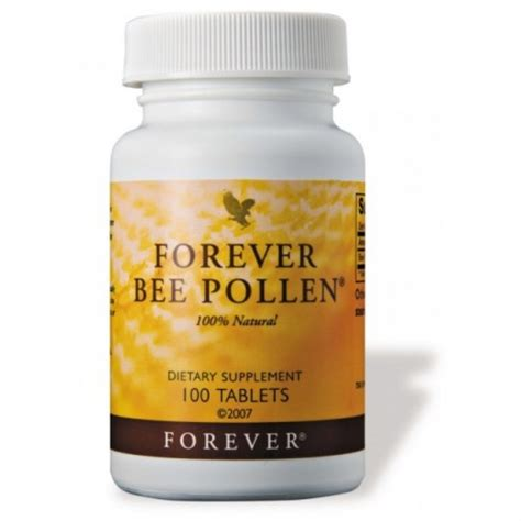 Forever Bee Pollen®, 100 Tablets By Foreverliving Dubai