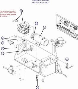Skyjack Sjiii 3219 Scissor Lift Parts