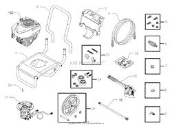 briggs and stratton power products 020233 0 580 752330 2 550 psi craftsman parts diagram for