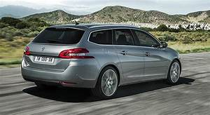 Peugeot Break 308 : nouvelle peugeot 308 break sw pr sentation officielle news f line ~ Gottalentnigeria.com Avis de Voitures