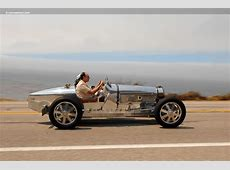1931 Bugatti Type 51 at the Pebble Beach Concours d'Elegance