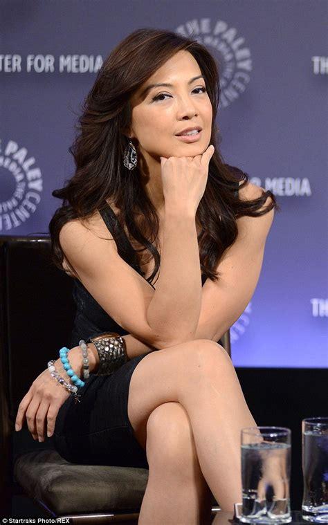 Marvel's Agents of S.H.I.E.L.D's Ming-Na Wen discusses ...
