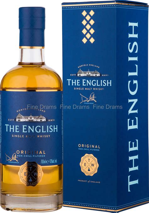 The English Original Whisky