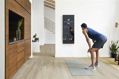 Home Mirror : Dread The Gym? This Smart Mirror Delivers Your Fitness Fix