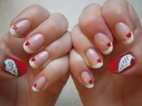 Déco French Manucure : deco ongles saint valentin ~ Farleysfitness.com Idées de Décoration
