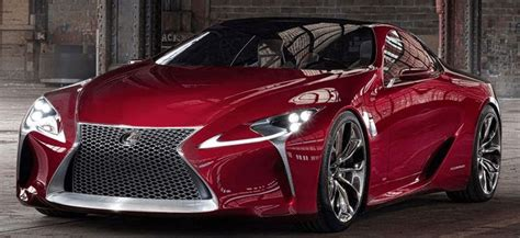lexus lf lc redesign interior  price