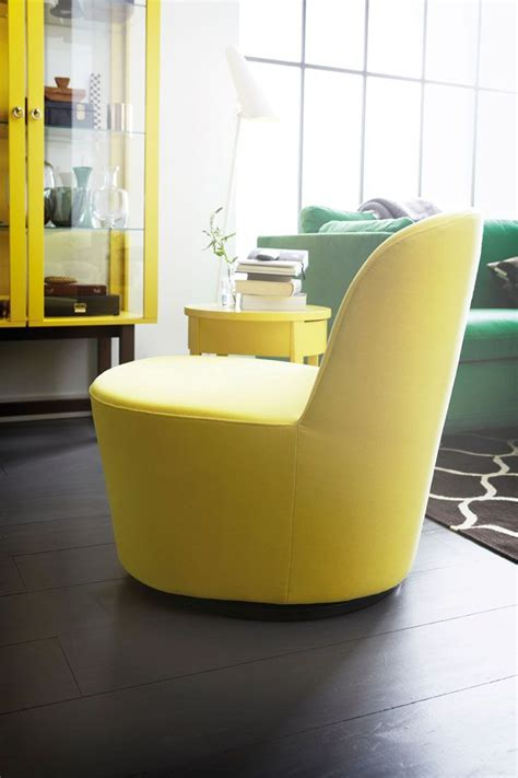 sit back or spin around with the stockholm swivel easy
