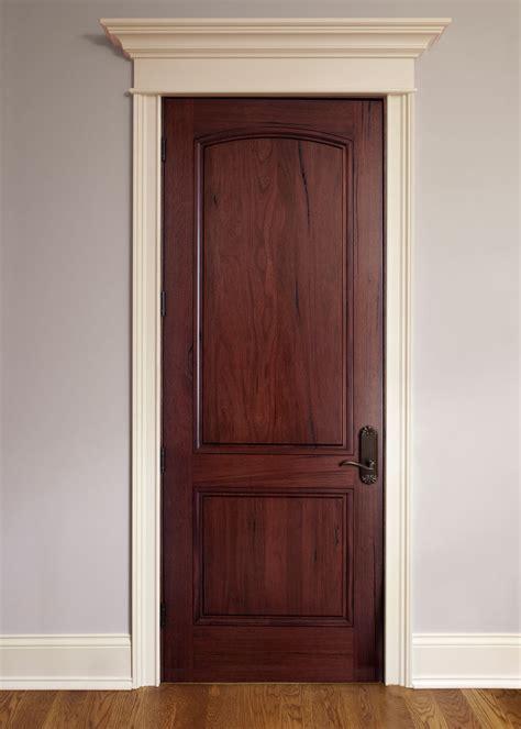 interior door custom single solid wood  rich
