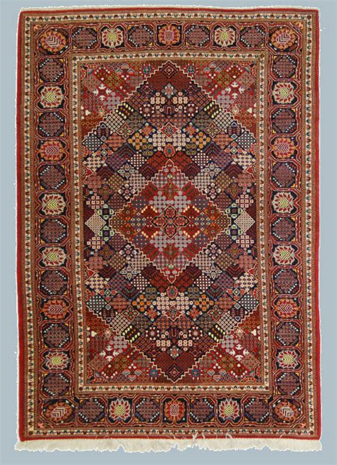Tappeti Persiani Kashan Tappeto Persiano Kashan Dal Raro Disegno Geometrico