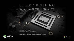 Microsoft moves Xbox press conference to Sunday for E3 ...