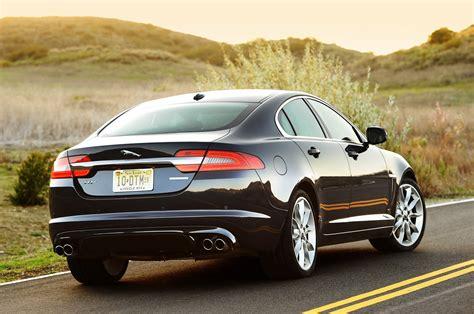 2012 Jaguar Xf Supercharged [wvideo] Autoblog
