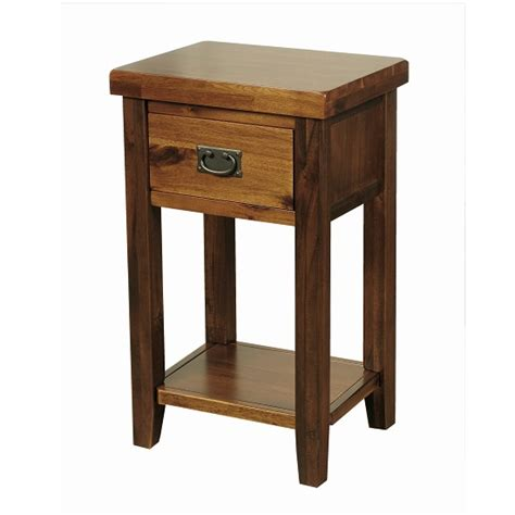 Alexis Wooden Telephone Table In Dark Acacia Wood With 1. Pub Table Chairs. Portable Tool Boxes With Drawers. Bookcase With File Drawer. Ikea Rolling Cart With Drawers. Perpetual Motion Desk. Stump End Table. Free Office Desk. Exercise While Sitting At Desk