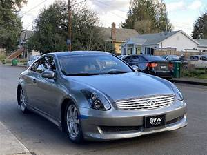 2006 Infiniti G35 6 Speed Manual For Sale In Portland  Or