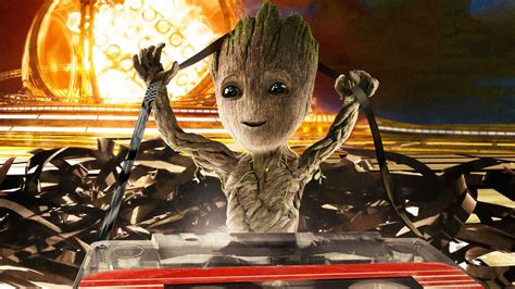 baby groot wallpapers hd wallpapers id