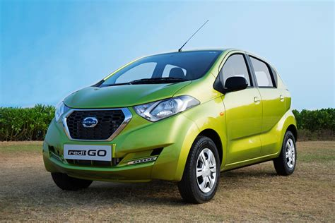 Datsun Car : New Datsun Redi-go Is India's Renault Kwid-based Crossover