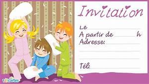 Pyjama En Anglais : invitation soir e pyjama entre filles imprimer soir e pyjama pinterest invitation ~ Medecine-chirurgie-esthetiques.com Avis de Voitures