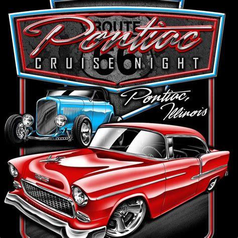 pontiac cruise night home facebook