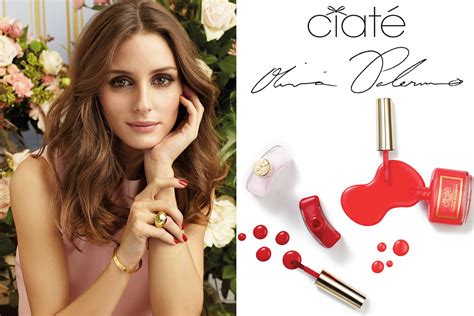Olivia Palermo X Ciate London Nail Collection Beauty Point Of View