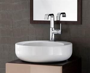 Credence Lavabo Salle De Bain : lavabo vasque ooreka ~ Dode.kayakingforconservation.com Idées de Décoration