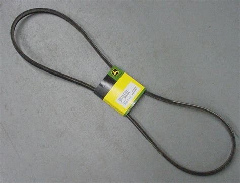 Deere Stx38 Yellow Deck Drive Belt by Deere Genuine Oem M88184 Primary Mower Belt 38 Quot Stx38
