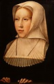 Portrait of Margaret of Austria (1480-15 - Bernard van ...