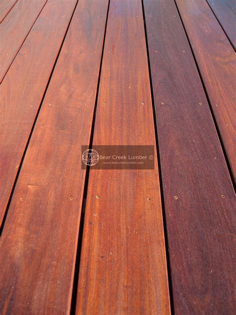 flooring reasons  ipe decking    material