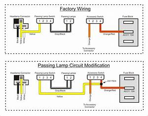 2007 Harley Davidson Road King Wiring Diagram : would like passing lights to stay on v twin forum ~ A.2002-acura-tl-radio.info Haus und Dekorationen