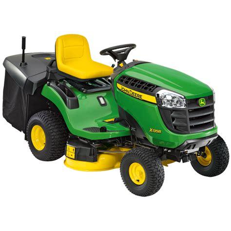 deere x135r lawn tractor 36 quot rear discharge deck
