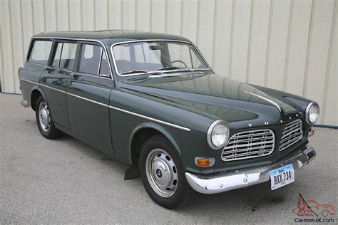 volvo  amazon wagon  overdrive