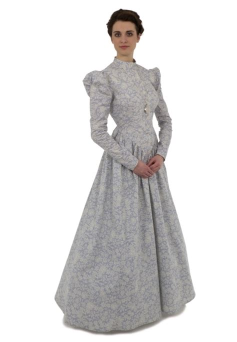 Victorian Era Fashions and Clothing - Blouses and Gowns